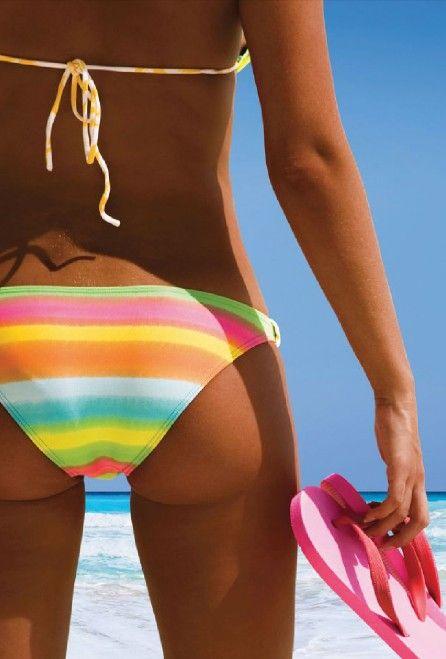 Bikini time!: At The Beaches, Beaches Beautiful, Summer Day, Dreams Body, Beaches Time, Beaches Bum, Beaches Girls, Bright Colors, Summer Time