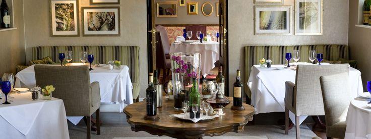 Lake District Restaurants   Linthwaite House Hotel in Windermere