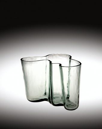 Savoy Vase, Alvar Aalto (Finnish, 1898-1976), Finland, Karhula, designed in 1936.