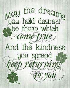 Irish saying                                                       …                                                                                                                                                     More