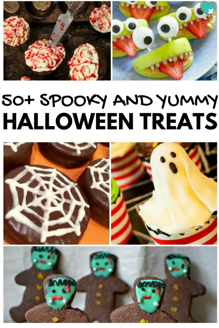 1599 best kid friendly recipes images on pinterest for Easy kid friendly halloween treats