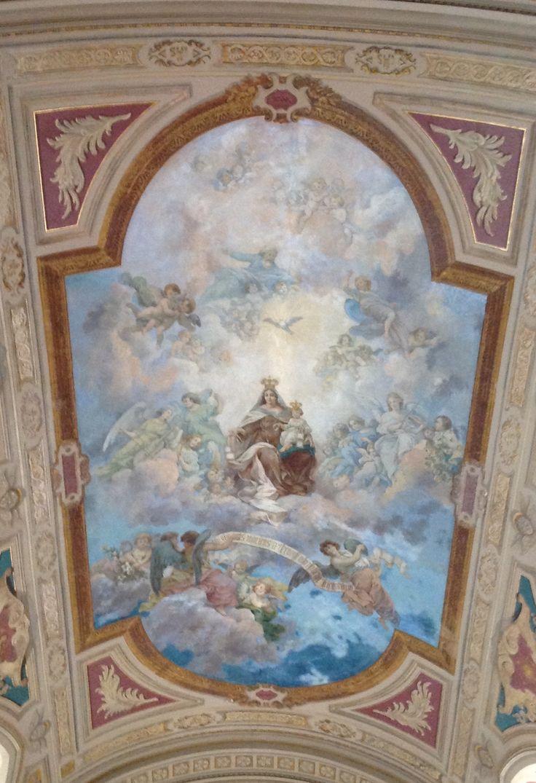 NUESTRA SEÑORA DEL MONTE CARMELO. Iglesia Nuestra Señora del Carmen. Buenos Aires Argentina.