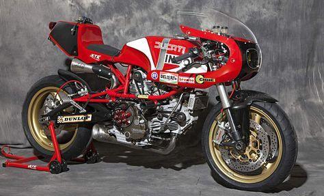 """Ducati Pantah 600 TL """"Bol D´OR"""" by XTR Pepo"""