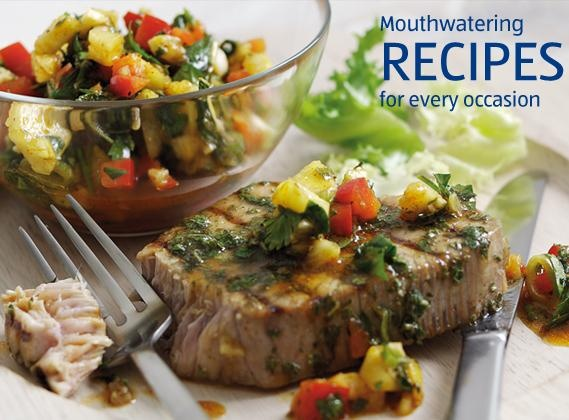 Quick easy healthy cooking recipes