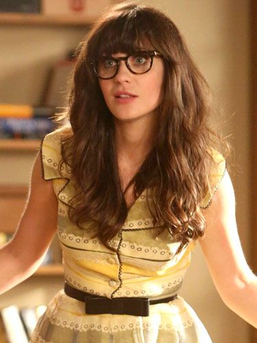 How to recreate Jess Day's bouncy waves and bangs in New Girl!