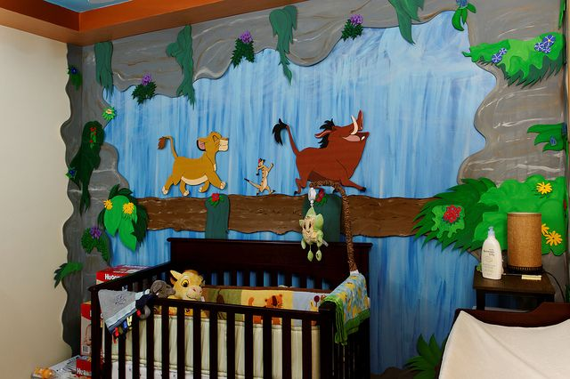 The lion king nursery - Google Search