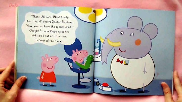 Peppa Pig: Dentist Trip (read along)