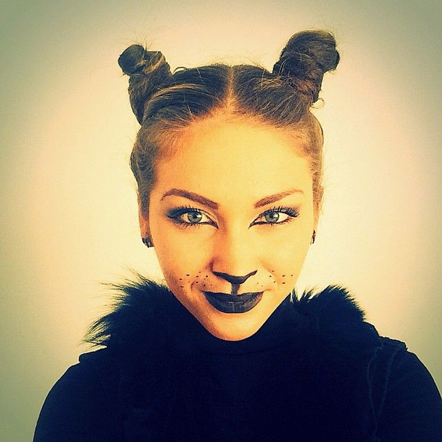 Pin for Later: 31 Last-Minute Halloween Costumes For Women Cat