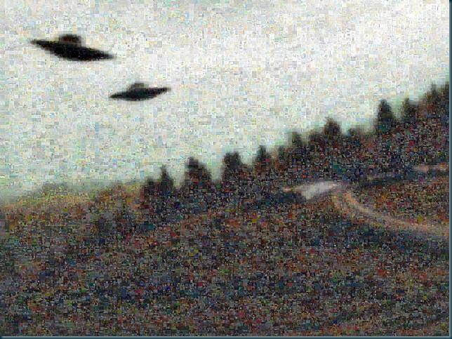 Googlegrama 13: OVNI, 2005.