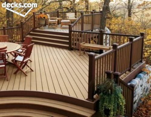 The Michigan Deck Builders At Miles Bradley Have The Materials And  Experience To Build Your Dream Deck.