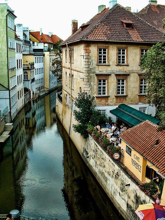 Prague - Kampa | Czech Republic | Photo by Jeff E. Smith | http://www.iconhotel.eu/en/contact/location