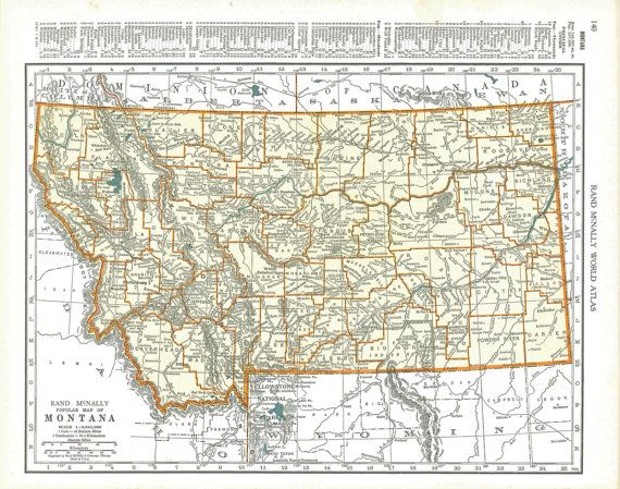 Best Montana Maps Images On Pinterest Montana Maps And Airports - Montana maps