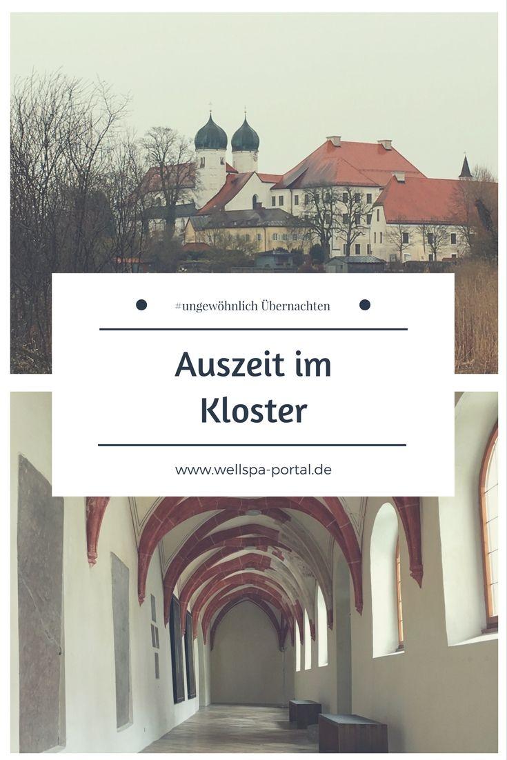 Kloster Auszeit fürs Ich
