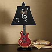 Lamp American Roots Guitar: Decor Ideas, Cat, American Roots, Roots Guitar, By, Light, Guitar Lamp, Bedroom Ideas