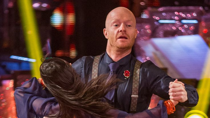 Jake Wood & Janette Quickstep to 'I'm Still Standing' 2014
