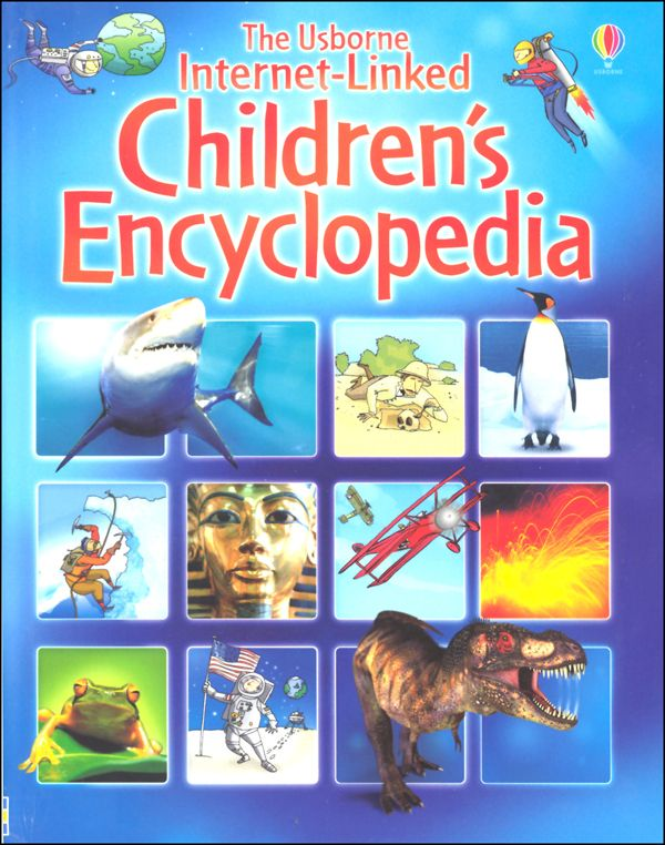 Children's Encyclopedia (Usborne Int-Linked) | Main photo ...