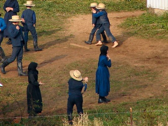 Amish Online Encyclopedia-Beliefs~ birth control (barrier methods only) are ok in the Amish life...WHO knew?!?!?!