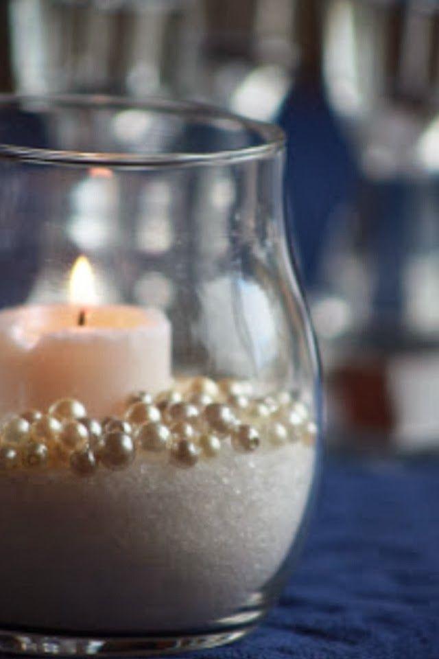 Conceptualiser la scénographie d'un mariage d'hiver #winterwedding #mariage #hiver #candles #diy