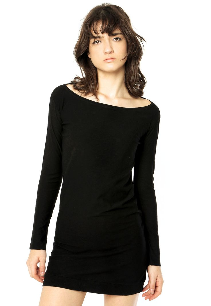Vestido Redley Preto - Compre Agora   Dafiti Brasil
