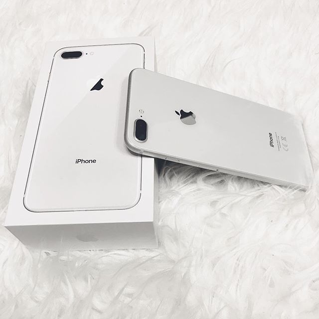 Iphone 8 Plus White In 2020 Iphone Apple Phone Case Buy New Iphone