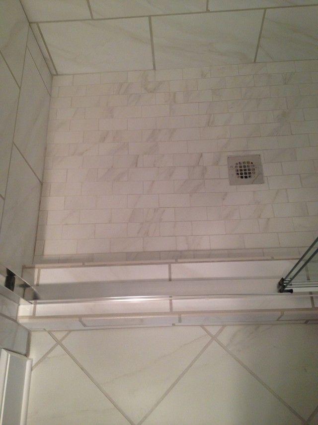 16 Best Daltile Florentine Cararra Images On Pinterest Master Bathroom Master Bathrooms And