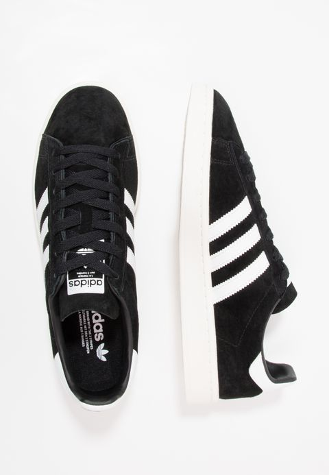 best shoes wholesale outlet uk availability CAMPUS - Sneaker low - core black/footwear white/chalk white ...
