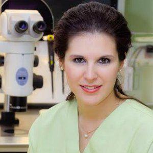 Ембриолог Д-р Нели Манолова - Таскониду