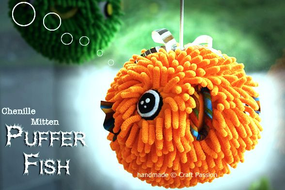 Puffer fish free sewing pattern tutorial toys so for Puffer fish stuffed animal