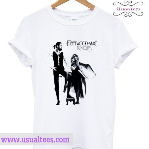 Fleetwood Mac Rumors T-shirt