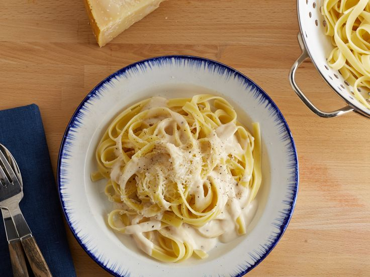 Alfredo Sauce recipe from Ree Drummond via Food Network