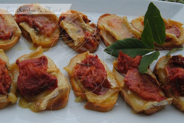 Pétalos de tomate