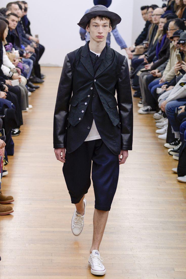 Comme des Garçons Shirt Fall 2016 Menswear Fashion Show