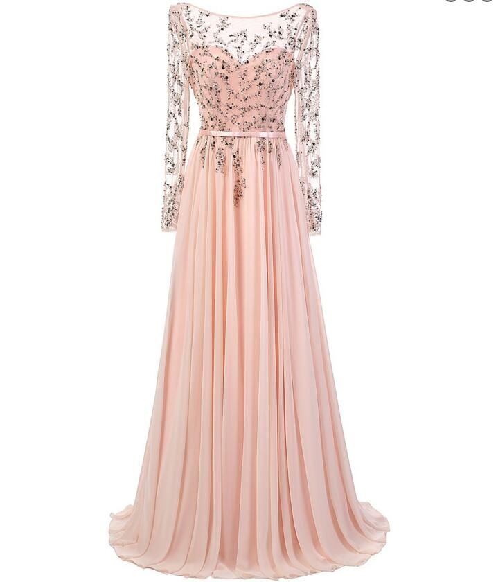 Long sleeve Prom Dresses, Backless Prom Dress, Long Prom Dress, 2016 Prom Dress, dresses for prom, fashion prom dress, unique prom dress.