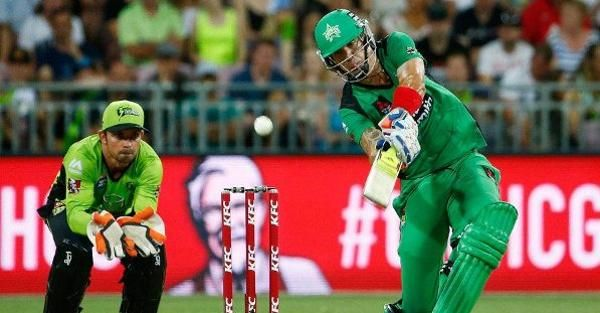What will be the result of Sydney Thunder Vs Melbourne Stars 16th T20 Match of BBL 2016-17? Do you have any prediction about the winner of SYT Vs MLS T20 Match in Big Bash League 2016-17?