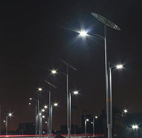 Parking Lot Lights , Solar-Powered LED Lights - Greenshine New Energy