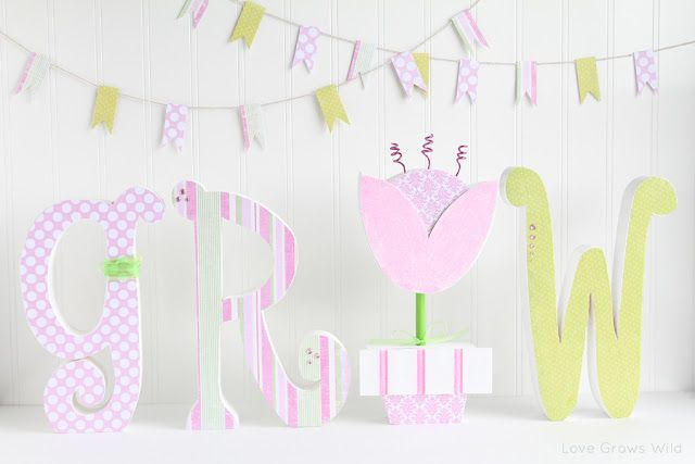 17 Best Ideas About Wood Letters Decorated On Pinterest