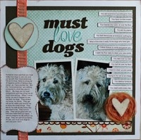 A Project by jj_karma from our Scrapbooking Gallery originally submitted 11/12/09 at 05:05 PM