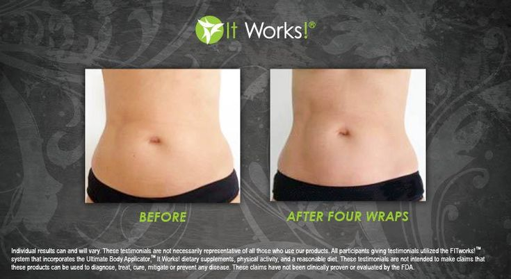 """Who's sick of their """"mom jeans""""? Tighten that belt around a hot new pair after you tighten, tone, and firm with the It Works! Wrap!"""