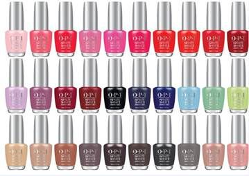 Adventures In Acetone: Press Release: OPI Infinite Shine Gel Effects Lacquer System