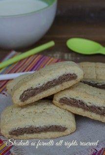 biscottoni da inzuppo cioccolato vaniglia ricetta tipo nascondini mulino bianco colazione