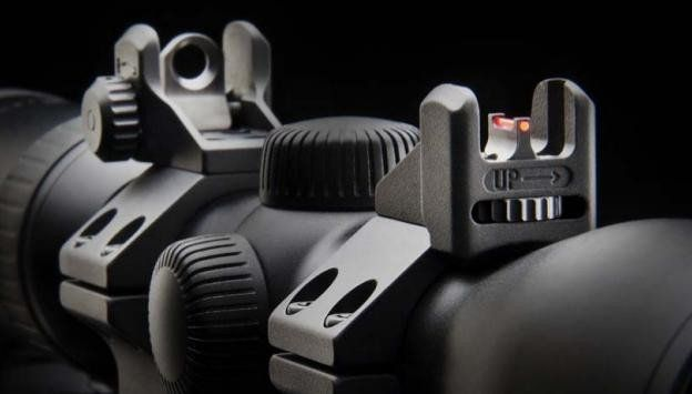 ERA-TAC Back Up Iron Sights (BUIS) for Universal Interface on ERA-TAC – Parabellum Consulting Limited Tel: 01767 834 134