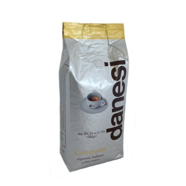 Zrnková káva - Danesi Caffé Gold káva zrnková 1000 g