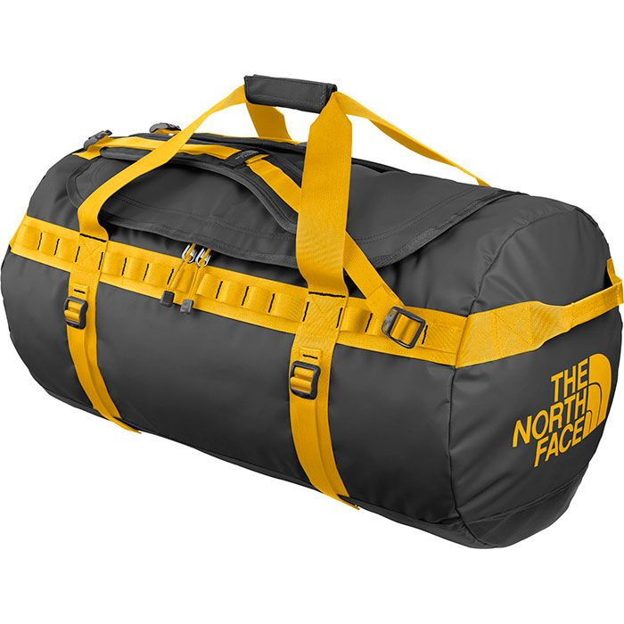 A must-have for longer trips! Durable and bombproof. The North Face Base Camp Duffel - Rock/Creek