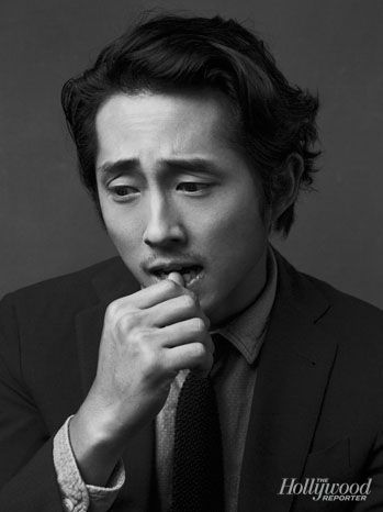 Comic-Con: Hollywood Stars Show Off Their Geeky Side (Exclusive Photos) - Steven Yeun