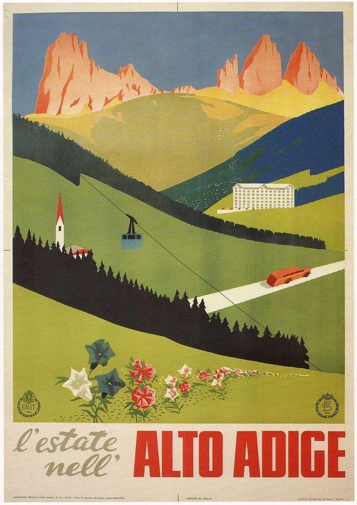 L'estate nell' Alto Adige - Sommer in Südtirol
