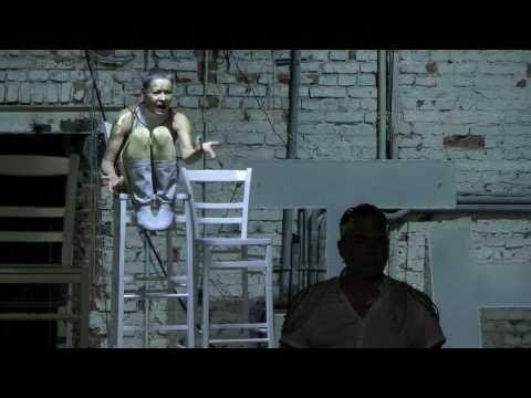 """Antigone"" dir. Jan Stephan Schmieding, Theater Bonn, 2010"