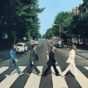 My favorite group: The Beatles!