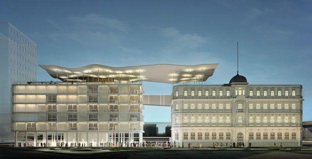 Aberto o Museu de Arte do Rio – MAR  Conheça os detalhes da arquitetura do edifício