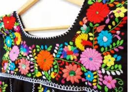 mexican embroidery - Bing Images