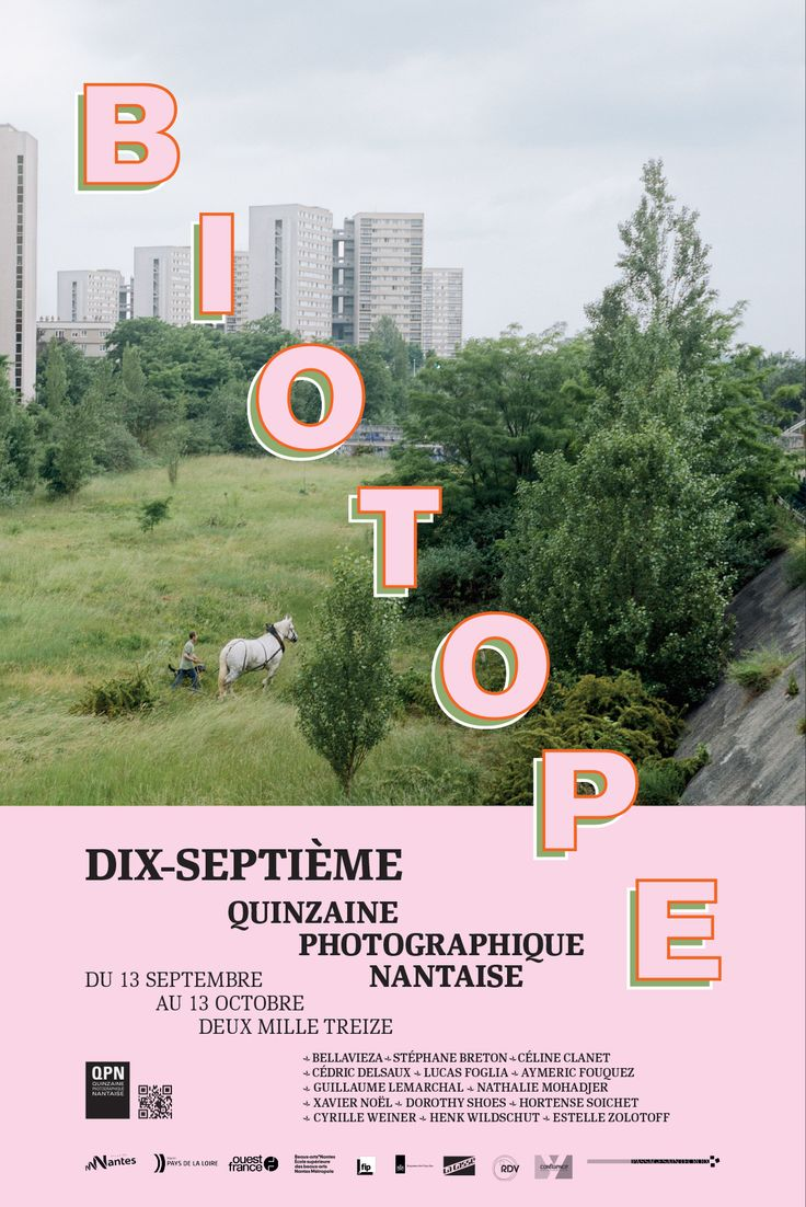 QUINZAINE PHOTO- GRAPHIQUE NANTAISE